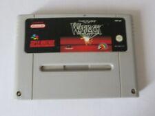 Covers Warlock snes