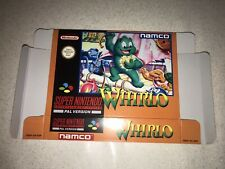 Covers Whirlo snes
