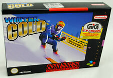 Covers Winter Gold snes