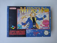 Covers Young Merlin snes