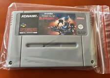 Covers Super Probotector: Alien Rebels snes