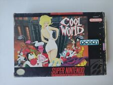 Covers Cool World snes