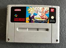 Covers Dragon Ball Z La Légende Saien snes