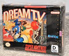 Covers Dream TV snes