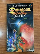 Covers Dungeon Master snes