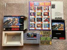 Covers Alien vs Predator snes