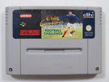 Covers Eric Cantona Football Challenge snes