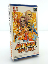 Covers Fatal Fury Special snes