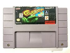 Covers Frogger snes