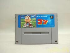 Covers Gon snes