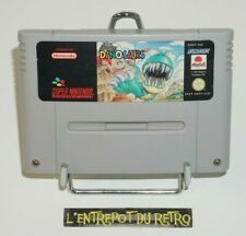 Covers Hungry Dinosaurs snes