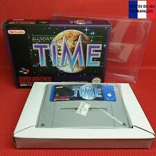 Covers Illusion of Time snes