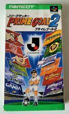 Covers J.League Soccer Prime Goal snes