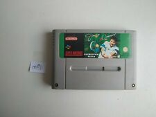 Covers Jimmy Connors Pro Tennis Tour snes