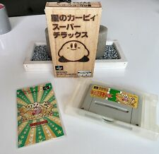 Covers Kirby Super Star snes