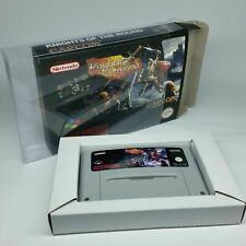 Covers Knights of the Round snes
