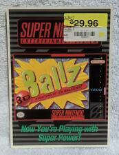 Covers Ballz 3D snes