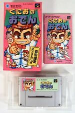 Covers Kunio no Oden snes