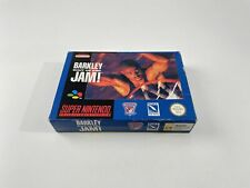 Covers Barkley Shut Up and Jam! snes