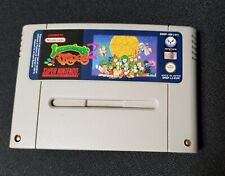 Covers Lemmings 2: The Tribes snes