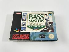 Covers Bass Masters Classic snes