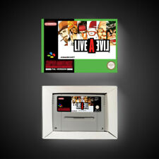Covers Live A Live snes