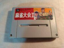 Covers Mahjong Taikai II snes