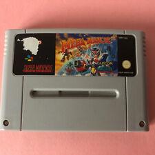 Covers Mega Man X3  snes