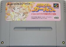 Covers Miracle Girls snes