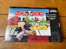 Covers Monopoly snes