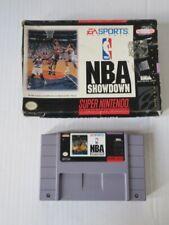 Covers NBA Showdown snes