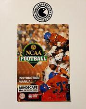 Covers NCAA Football snes