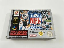 Covers NFL Football snes