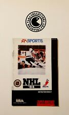 Covers NHL 94 snes