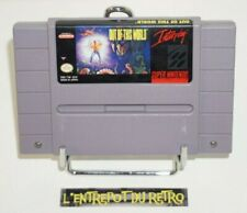 Covers Out of This World snes