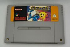 Covers Pac-Attack snes