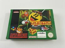 Covers Pac-Man 2: The New Adventures snes