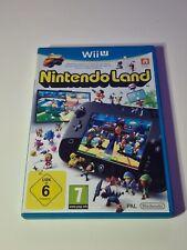 Covers Nintendo Land wiiu