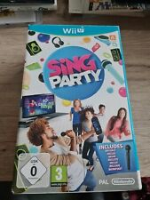 Covers Sing Party wiiu