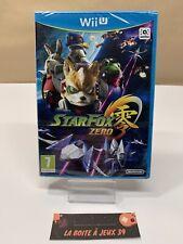 Covers Star Fox Zero wiiu