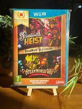 Covers SteamWorld Collection wiiu