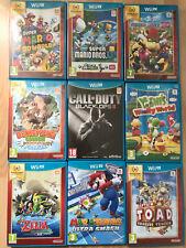 Covers Super Mario 3D World wiiu