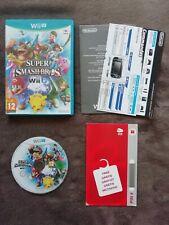 Covers Super Smash Bros wiiu