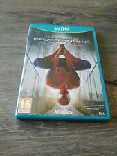 Covers The Amazing Spider-Man 2 wiiu