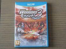 Covers Warriors Orochi 3 Hyper wiiu