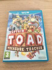 Covers Captain Toad: Treasure Tracker wiiu