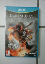 Covers Darksiders: Warmastered Edition wiiu