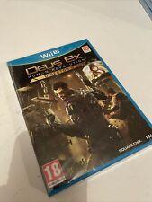 Covers Deus Ex: Human Revolution Director