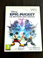 Covers Epic Mickey : Le Retour des héros wiiu