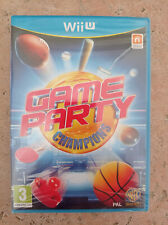 Covers Game Party Champions wiiu